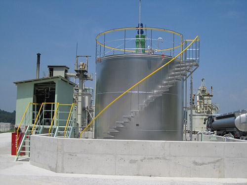 重油タンク